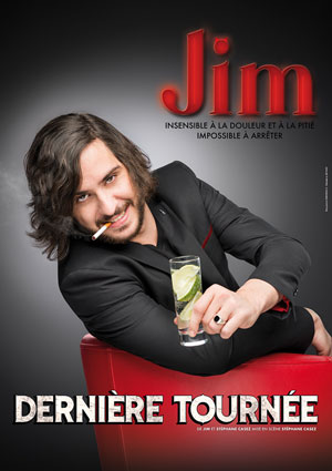 JIM Le Boui Boui one man/woman show