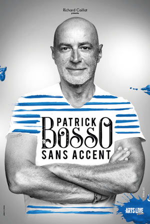 PATRICK BOSSO SALLE JEANNE D'ARC one man/woman show