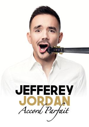 Plus d'infos sur l'évènement JEFFEREY JORDAN