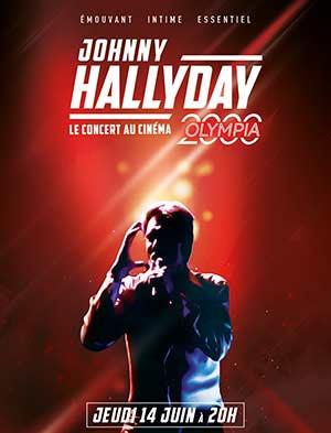 Plus d'infos sur l'évènement JOHNNY HALLYDAY - OLYMPIA 2000