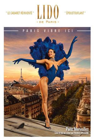Plus d'infos sur l'évènement PARIS MERVEILLES - DÎNER SPECTACLE