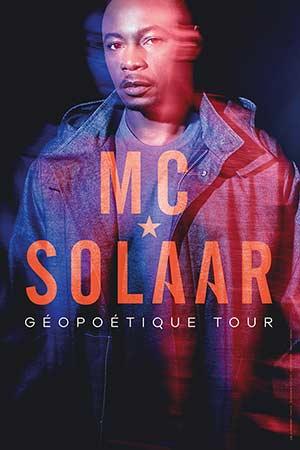 MC SOLAAR Zénith concert de rap hip-hop