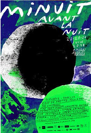 MINUIT AVANT LA NUIT 2018 PARC ST PIERRE concert de rock