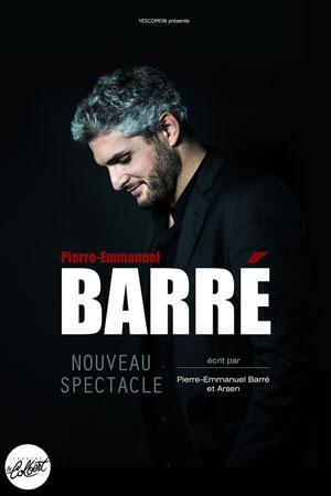 Plus d'infos sur l'évènement PIERRE-EMMANUEL BARRE