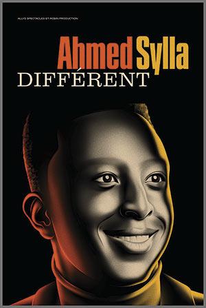 Plus d'infos sur l'évènement AHMED SYLLA - DIFFERENT