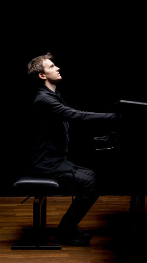 ALEXANDRE THARAUD LE PHENIX concert de musique classique