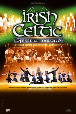 Plus d'infos sur l'évènement IRISH CELTIC