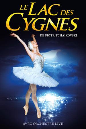 LE LAC DES CYGNES LE CEPAC SILO spectacle de danse classique