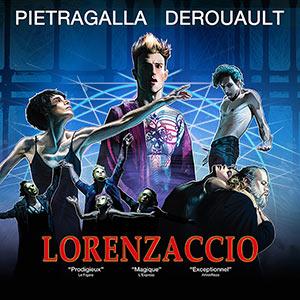 LORENZACCIO Le Corum spectacle