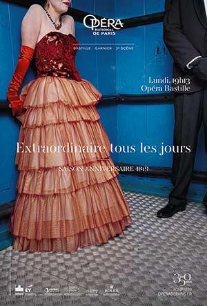 LA DAME AUX CAMELIAS PALAIS GARNIER spectacle de danse classique
