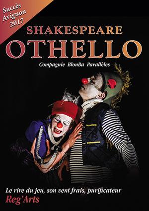 OTHELLO Théâtre Essaion de Paris pièce de théâtre pour enfant