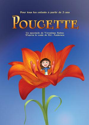 POUCETTE THEATRE DE JEANNE pièce de théâtre pour enfant