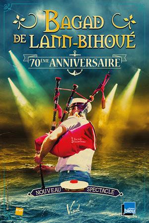 BAGAD DE LANN BIHOUE Mégacité concert de musique d'Europe