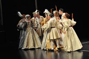 MAGNIFICENCES A LA COUR DE FRANCE, CITE DES CONGRES concert de baroque