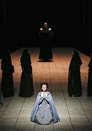 DIALOGUES DES CARMÉLITES CINEMA GAUMONT AMIENS retransmission de ballet, opéra, concert