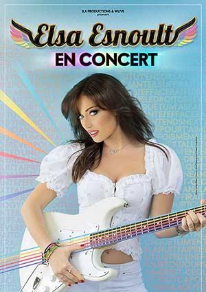 ELSA ESNOULT CENTRE ATHANOR concert de chanson française