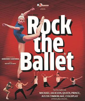 Plus d'infos sur l'évènement ROCK THE BALLET