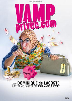 Plus d'infos sur l'évènement VAMP PRIVEE.COM