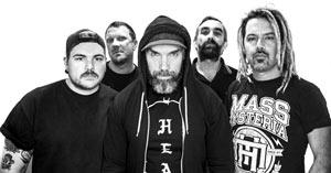 MASS HYSTERIA + SBRBS LE CHATO DO concert de hard-rock métal