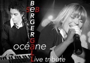 FRANCE GALL ET MICHEL BERGER CENTRE CULTUREL concert de chanson française