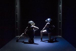 BLEU - LA ZAMPA L'ESTIVE - SCENE NATIONALE spectacle de danse contemporaine