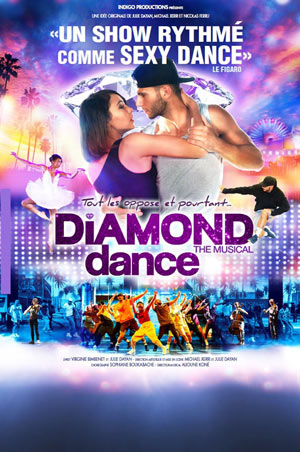 Plus d'infos sur l'évènement DIAMOND DANCE THE MUSICAL