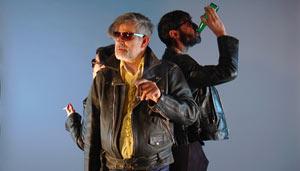 JE SUIS FASSBINDER - GROUPE MERCI L'ESTIVE - SCENE NATIONALE pièce de théâtre contemporain