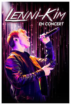 LENNI-KIM EN CONCERT Maison de la Culture concert d'électro