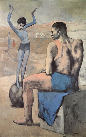 PICASSO BLEU ET ROSE Musée d'Orsay exposition