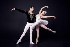 LE LAC DES CYGNES Salle Jacques Brel spectacle de danse classique