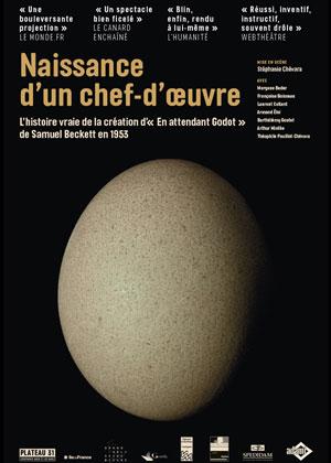 NAISSANCE D'UN CHEF D'OEUVRE Espace Comédia pièce de théâtre contemporain