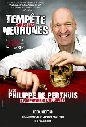 TEMPÊTE SOUS LES NEURONES Le Double Fond revue, cabaret