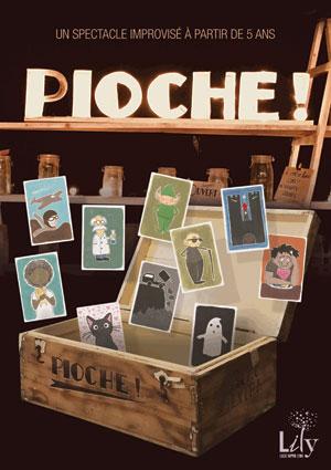 PIOCHE ! LE COMPLEXE pièce de théâtre pour enfant