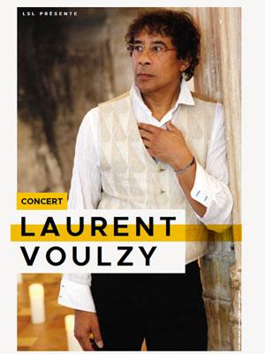 LAURENT VOULZY EN CONCERT COLLEGIALE NOTRE DAME concert de chanson française