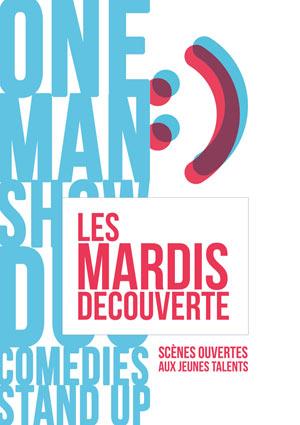 LES MARDIS DECOUVERTE LE COMPLEXE spectacle de café-théâtre