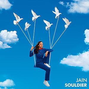 JAIN Le Liberté concert de rock