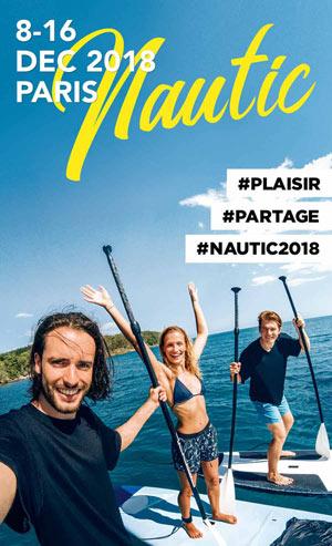 NAUTIC-SALON NAUTIQUE INTERNATIONAL Paris Expo Porte de Versailles foire