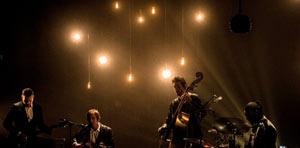 AUTOMATIC CITY BONGOES&TREMOLOES Le Triton concert de folk country