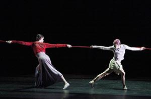 BALLET DU CAPITOLE SALLE EURYTHMIE spectacle de danse contemporaine