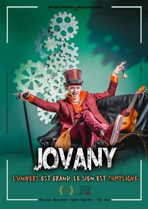 Plus d'infos sur l'évènement JOVANY