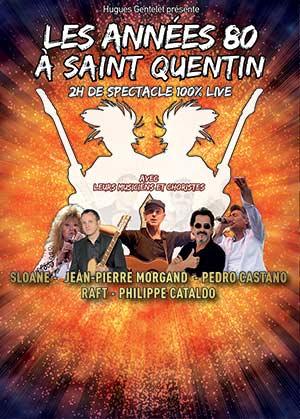 LES ANNEES 80 LE SPLENDID concert de chanson française