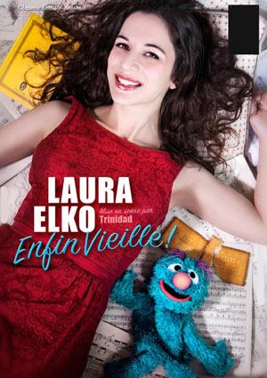 Plus d'infos sur l'évènement LAURA ELKO