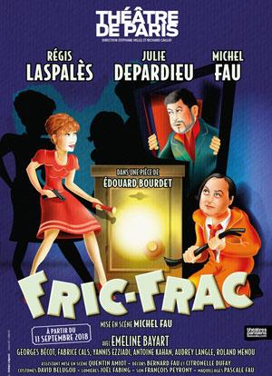 FRIC-FRAC Théâtre de Paris vaudeville
