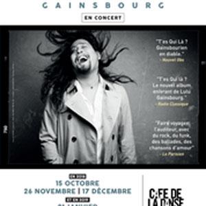 LULU Café de la danse concert de chanson française