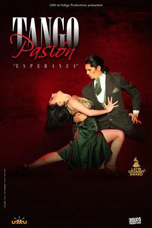TANGO PASION CITE DES CONGRES spectacle de danse du monde