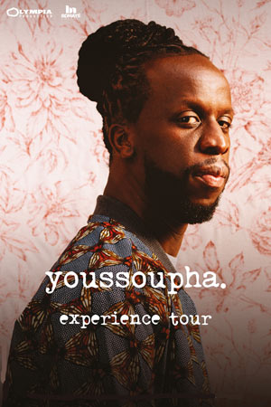 YOUSSOUPHA Zénith de Pau concert de rap hip-hop