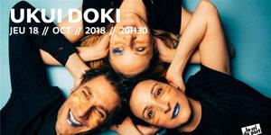 IKUI DOKI / SONORA Le Cri du Port concert de jazz