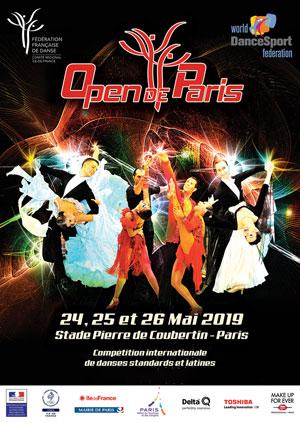 Plus d'infos sur l'évènement OPEN DE PARIS 2019