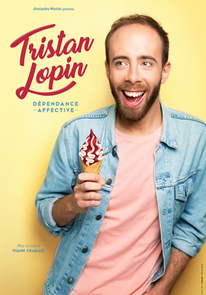 TRISTAN LOPIN THEATRE A L'OUEST one man/woman show