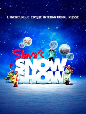 Plus d'infos sur l'évènement SLAVA'S SNOWSHOW